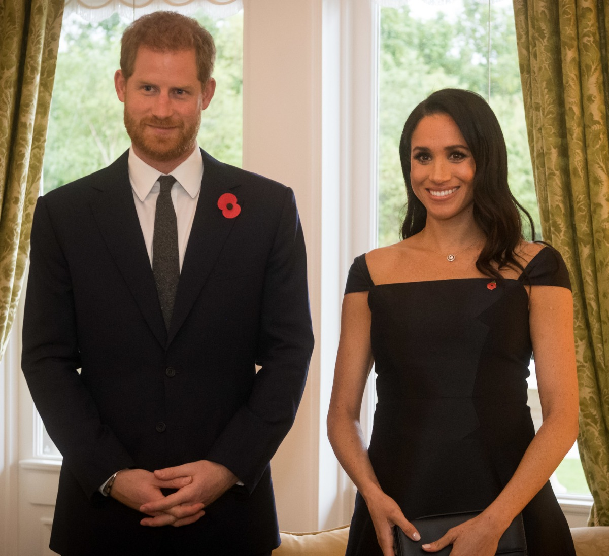 The Sussexes are goingsolo